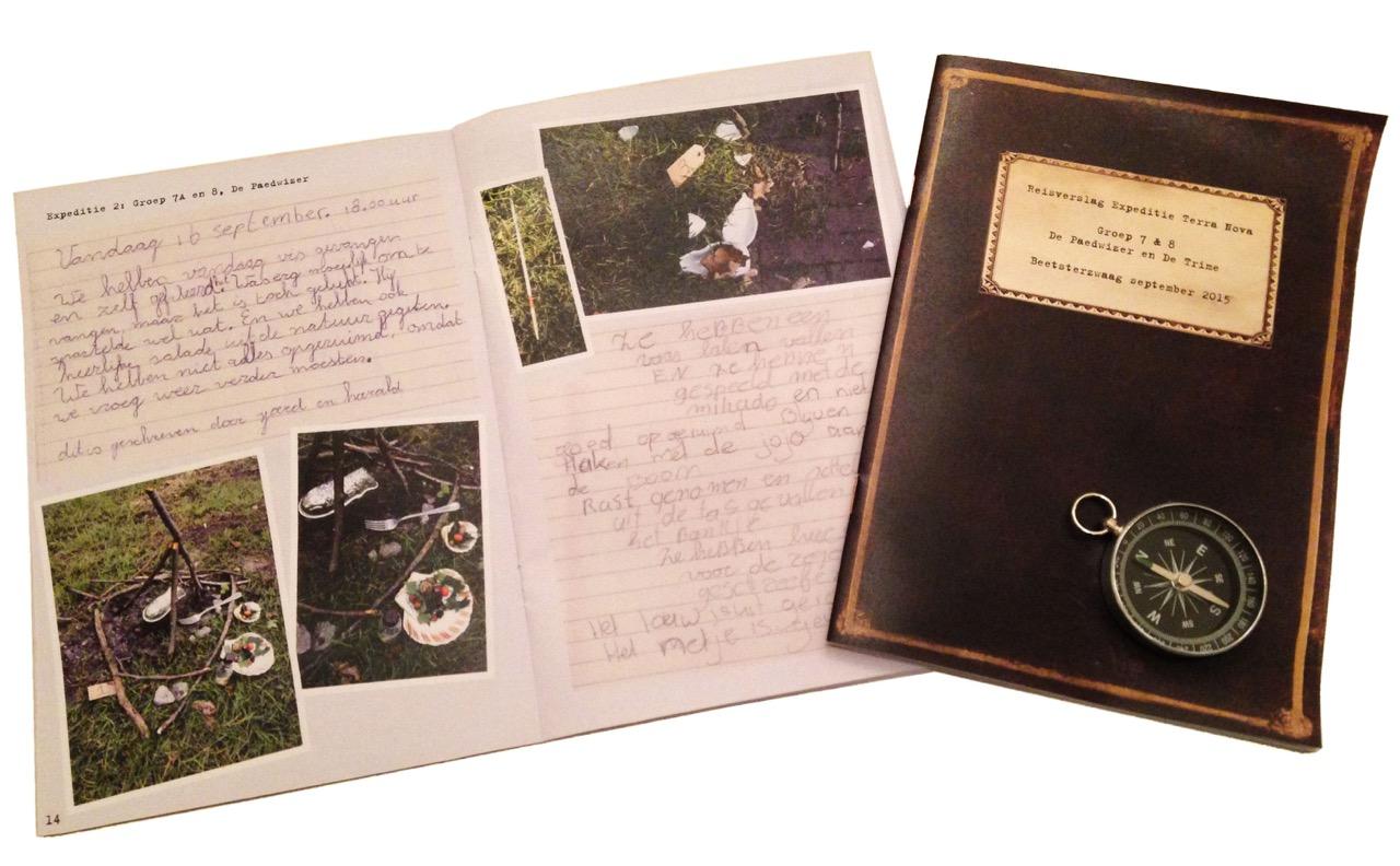 expeditieboekje